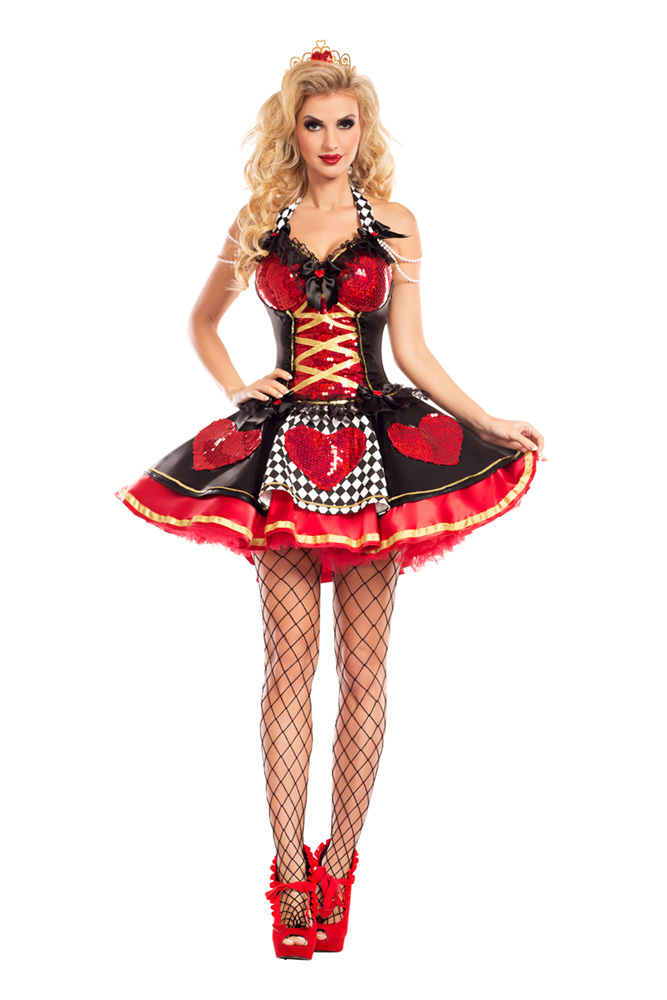 ... PK748 Off with their Heads Queen of Hearts ...  sc 1 st  Party King Costumes & Party King Costumes   Top Selling Costumes u2013 New Arrivals for 2016