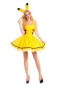 PK704 - Catch Me Honey Womens Costume
