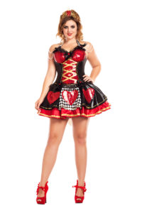 PK748XL - Off With Their Heads Plus Size Costume