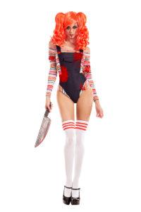 PK762 - Killer Doll Womens Costume