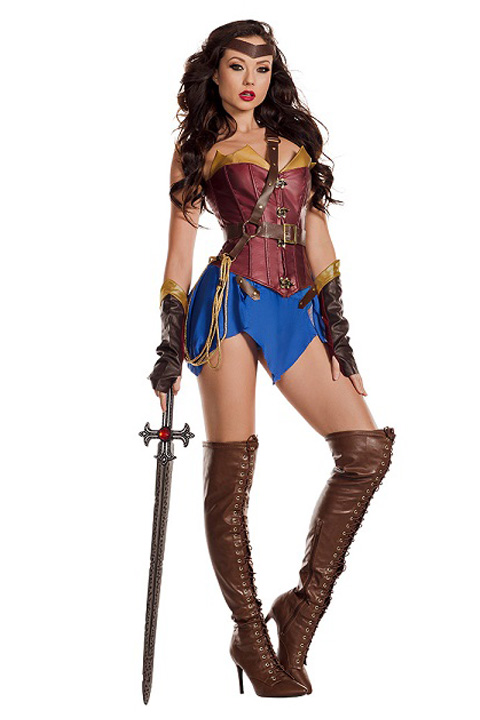 PK868 Glamazonian · PK868 Glamazonian ...  sc 1 st  Party King Costumes & Party King Costumes | Top Selling Womenu0027s Halloween Costumes for 2016