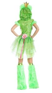Party King PK902 Kiss Me Frog Womens Costume - B