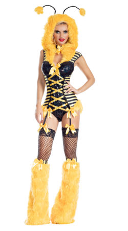 PK912 Honey Bumblebee