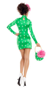 Party King PK934 Prickly Pear Womens Costume - B