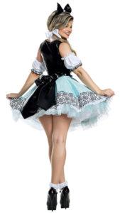 Party King PK1910 Polka Dot Wonderland Honey Costume - B