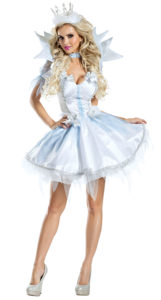 Party King PK1916 Ice Queen Costume - A