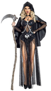 Party King PK1917 Grim Reaper Costume - A