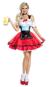 Party King PK1919 Octoberfest Hottie Costume - A