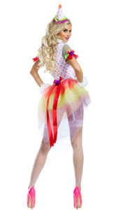 Party King PK1920 Cutie Clown Costume - B