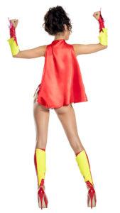 Party King PK1922 Wrestling Hottie Costume - B