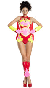Party King PK1922 Wrestling Hottie Costume - A