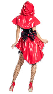 Party King PK1925 Dom Riding Hood Costume - B