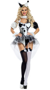 Party King PK1928 Harlequin Honey Costume - A