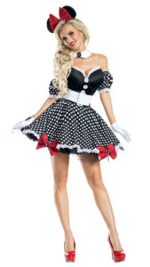 Party King PK1929 Retro Mouse Costume - A