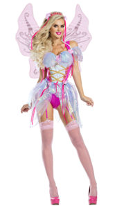 Party King PK1933 Sweet Fairy Costume - A