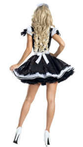 Party King PK1943 Marvelous Maid Costume - B