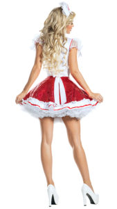 Party King PK1944 Glam Nurse Costume - B