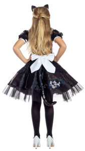 Party King PK1955C Girls Purrfect Kitty Costume - B