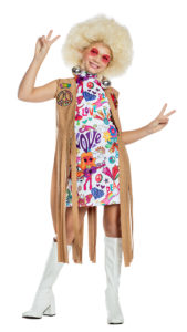 Party King PK946C Girls Woodstock Cutie Costume - A