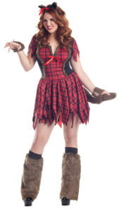 Party King PK165XL Plus Werewolf Costume - A