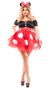 Party King PK816XL Plus Coquette Mouse Costume - A