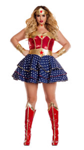 Party King PK819XL Plus Wonderful Sweetheart Costume - A