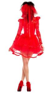 Party King PK756 Women's Beetle Bride Costume - B