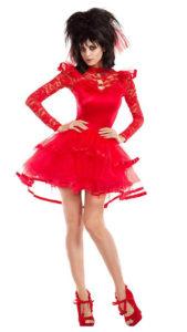 Party King PK756 Women's Beetle Bride Costume - A