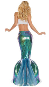 Party King PK845 Women's Under the Sea Mermaid Costume - B