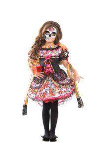 PK156C - Day of the Dead Girls Costume