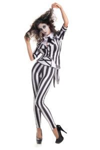 PK264 - Graveyard Ghost Womens Costume