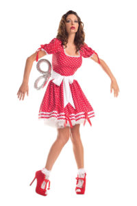PK280 - Wind Up Doll Womens Costume