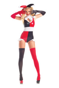 PK289 - Evil Little Harlequin Womens Costume