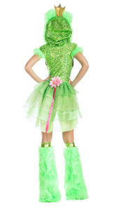 Party King PK902 Kiss Me Frog Womens Costume - B