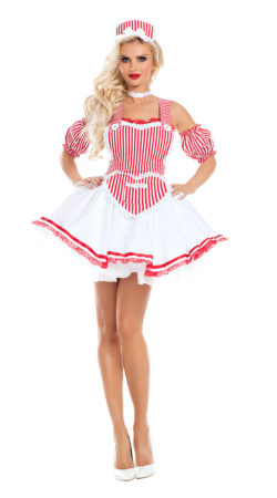PK917 Candy Striper Honey