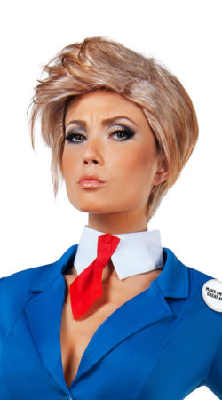 W8017 Free World Leader Wig