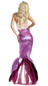 Party King PK1904 Blushing Beauty Mermaid Costume - B