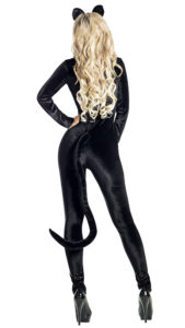 Party King PK1908 Midnight Kitty Costume - B
