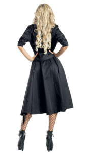 Party King PK1945 Gangster Babe Costume - B