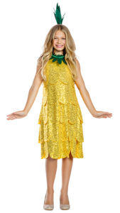 Party King PK1952C Girls Cutie Pineapple Costume - A