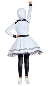 Party King PK1954C Girls Space Cadet Costume - B