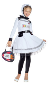 Party King PK1954C Girls Space Cadet Costume - A