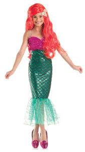 Party King PK291C Sweet Mermaid Child Costume - A