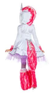 Party King PK863C Girls Rainbow Unicorn Costume - B