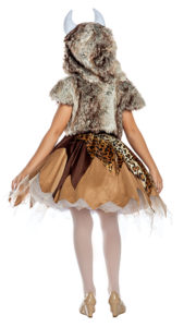 Party King PK914C Girls Prehistoric Cutie Costume - B