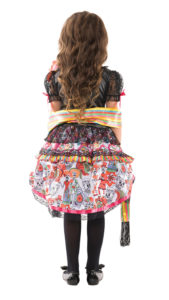 Party King PK156C Girls Day of the Dead Costume - B