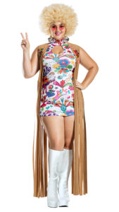 Party King PK1914XL Plus Woodstock Honey Costume - A
