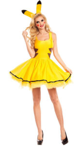 Party King PK704 Women's Catch Me Honey Costume - A