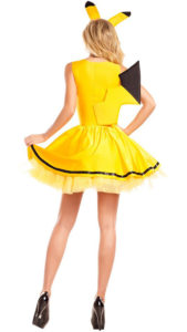Party King PK704 Women's Catch Me Honey Costume - B