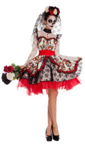 Party King PK843 Party King Women's La Novia Costume - A